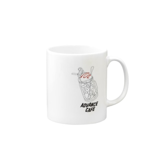 Advance cafe jar Mugs