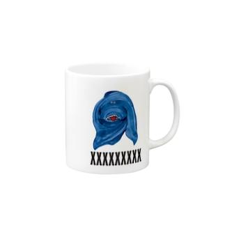 WAVE GUY Mugs
