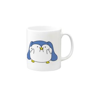 ぷにぷにQペンギン Mugs