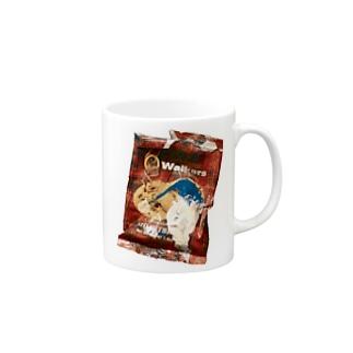 w.w.7.(Working Walker!7) Mugs