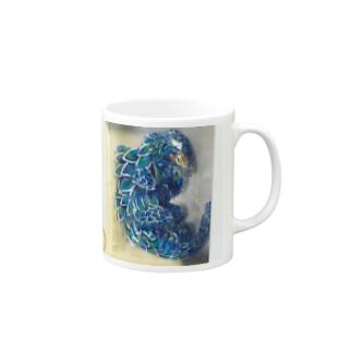 センザン公 Mugs