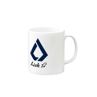 Lisk MOON ! Mugs