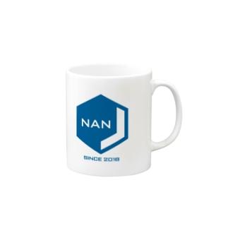NANJCOIN公式ロゴ入り マグカップ