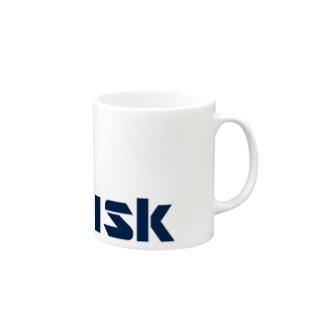 Lisk LSK リスク Mugs