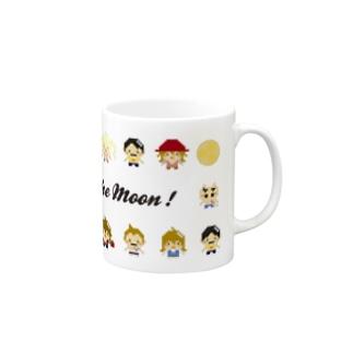 かふぇりんすぐっず6 Mugs