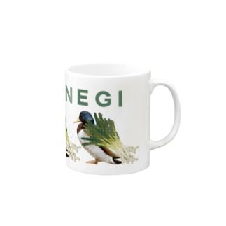 カモネギマグカップ Mugs