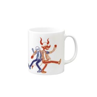 なかよし Mug