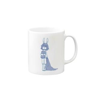 Usagi Collection Night Mugs