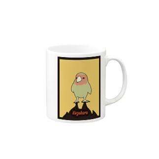 コザクラ マグカップ Mugs