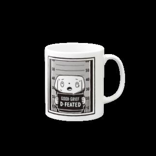masilloのmugshot mug Mugs