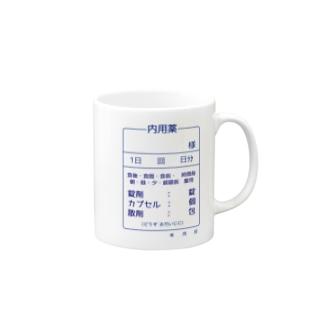 内用薬 Mugs
