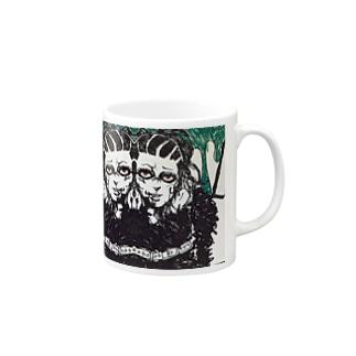 Aくん Mugs