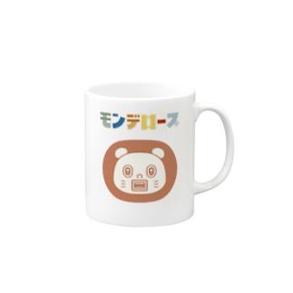 モンデロース(カラフル) Mugs