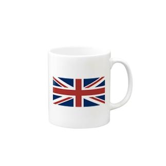 イギリス 国旗 Mugs