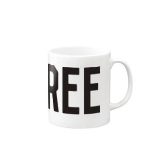 REFEREE レフェリーロゴ Mugs
