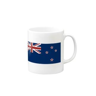 ニュージーランド 国旗 Mugs