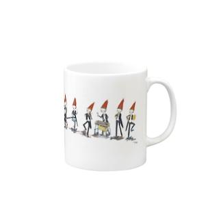ミニオーケストラシリーズ Mugs