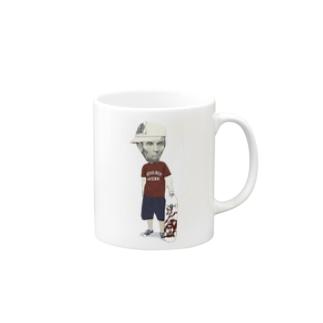 KID LINCOLN Mugs