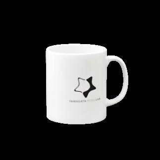 ヤマガタ未来Lab.のヤマガタ未来Lab.オリジナルグッズ Mugs