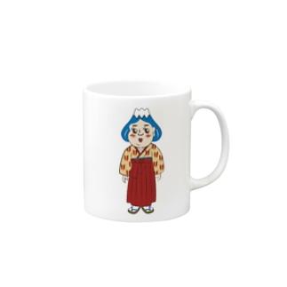 ふじ子さん Mugs