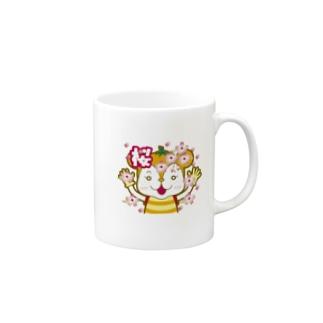 ミカッシュー Mugs