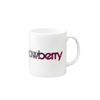 strawberry_01 Mugs