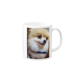 ポメラニアン Mugs