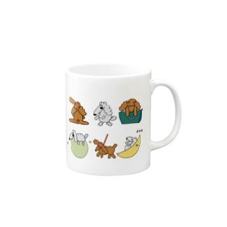 MOCHA&PERRINE Mugs