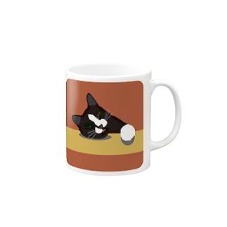 lyingcat_01 Mugs