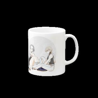 maruのマグカップ Mugs