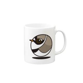 ミズカキチドリ Mugs