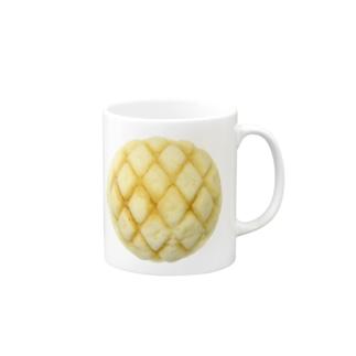メロンパン Mugs