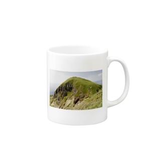 礼文島-桃岩 Mugs