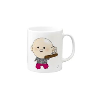 きゅぴマグカップ Mugs