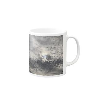 空 マグカップ