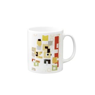 Bauhaus&Design マグカップ