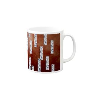 コントラスト ハイセンス 細胞 Mugs