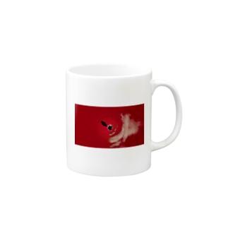 少女の赤い症状 Mugs