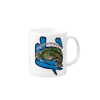 アカミミアメリカン マグカップ