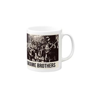 つるかめ兄弟グッズ Mugs