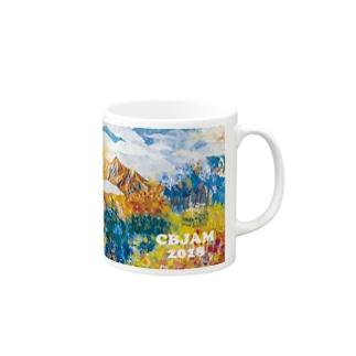 CJAM2018 マグカップ