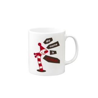ヘビのCHARLEY Mugs