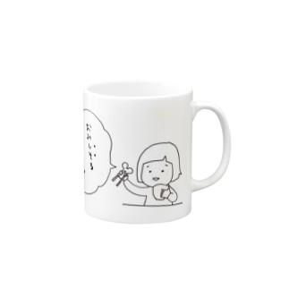 おみしそる Mugs