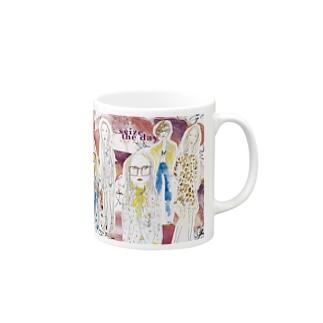 fashion_lady Mugs