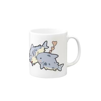 Tポジション Mugs
