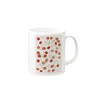 cherry_merry マグカップ