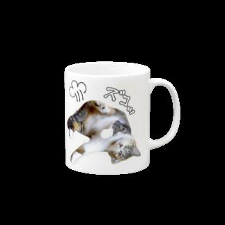 cheeのモズのズコっティーマグカップ