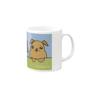 *raneno*sの*ranenou*goods(グリフォンs) Mugs
