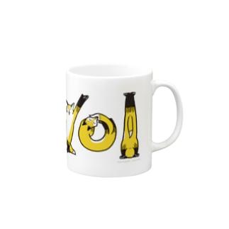 TSUYOI マグカップ