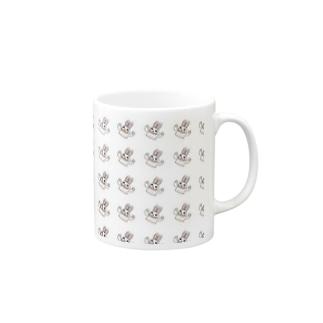 ゆたかがいっぱいマグカップ Mugs